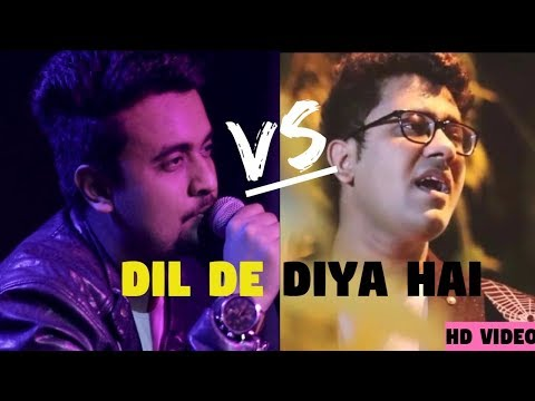 LAKSHAY VS. RAHUL JAIN    DIL DE DIYA HAI    FULL VIDEO SONG    HD    MUSIC ADDICTION