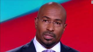 Van Jones Says It's 'Beyond Insulting' For Trump To Lecture Black People On Patriotis