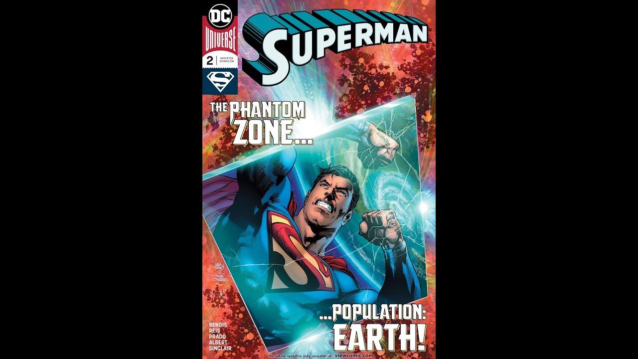 Superman #2 the return of rogol zar review/rant