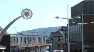 ebbw vale town clock