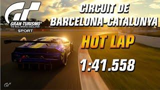GT Sport Hot Lap // Manufacturer 2019/20 Ex. S3 Rd.7 (Gr.3) // Circuit de Barcelona-Catalunya