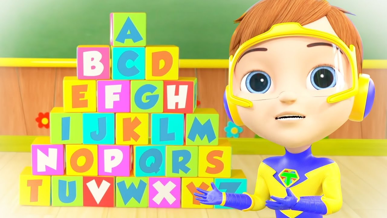 ABC Alphabet | ABC Song | ABC Phonics | Nursery Rhymes & Kids Songs by Little Treehouse