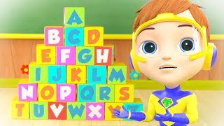 ABC Alphabet | ABC Song | ABC Phonics | Nursery Rhymes & Kids Songs by Little Treehouse