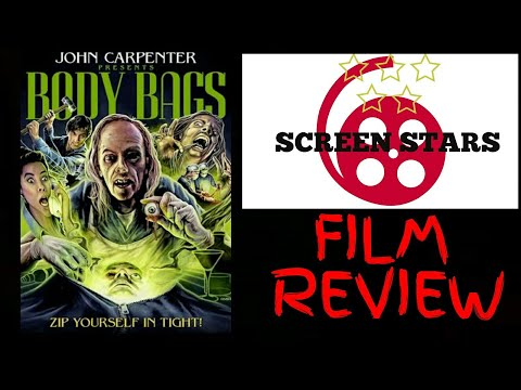Body Bags (1993) Classic Anthology Film Review (John Carpenter)