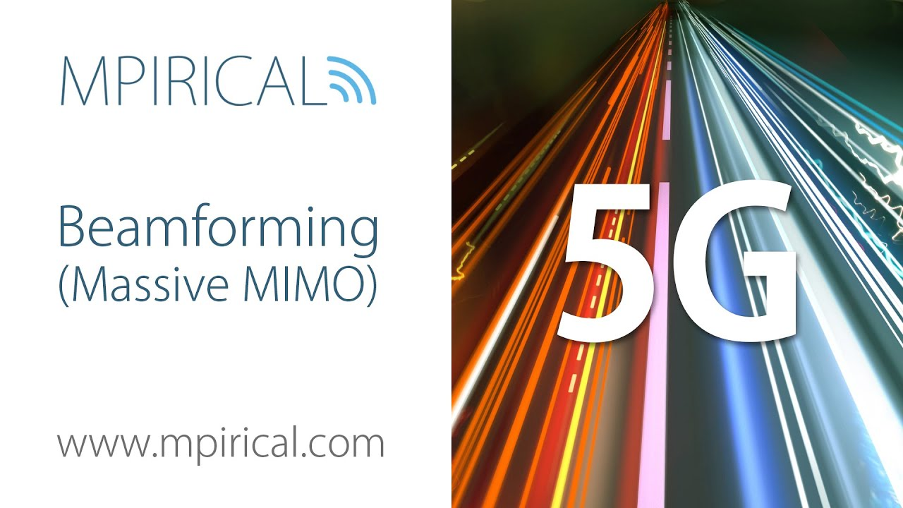 Beamforming (Massive MIMO) - Mpirical