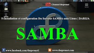 5-Installation et configuration Du Serveur SAMBA sous Linux | DARIJA