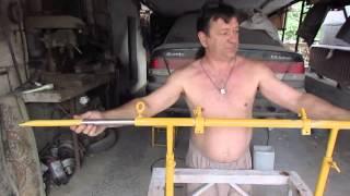 Автостапель  для  бамперов