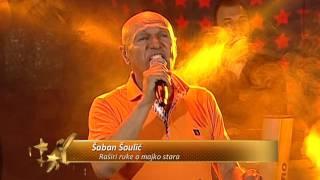 Saban Saulic - Rasiri ruke o majko stara LIVE VSV (OTV VALENTINO 20.06.2016.)