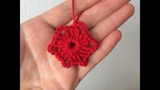 Вяжем красивый мотив. Beautiful spoke pattern. Learning to knit. Knit a beautiful motif with spokes