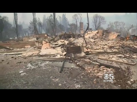 Experts Say Host Of Bay Area Communities Are Vulnerable To Wildfires