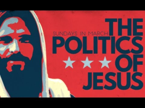 The Politics of Jesus 4 - Immigration (2nd version)