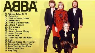 Best Songs Of ABBA Collection 2018  - Greatest Hits Full Album Of ABBA Live