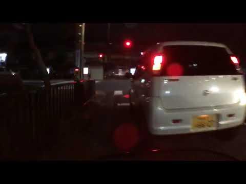 Kyoto night bike ride. IRL stream