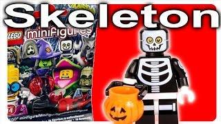 Skeleton Guy Halloween LEGO Monsters Minifigures with [how to] find guide