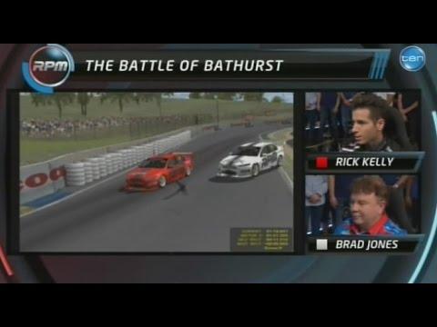 2015 RPM - Battle of Bathurst - Rick Kelly vs Brad Jones