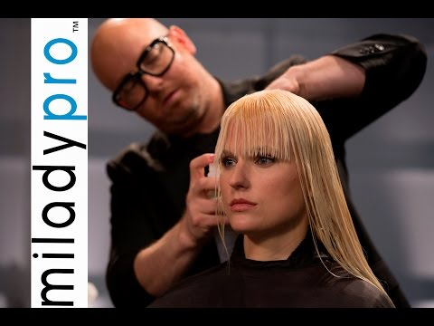 Faded Femme Shag Haircut Full Tutorial