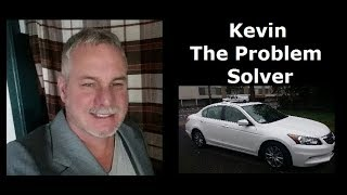 Kevin The Problem Solver (real suggestions by Uber and Lyft drivers)