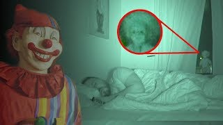 Don't Record Yourself Sleeping In The Clown Motel At 3AM | OmarGoshTV