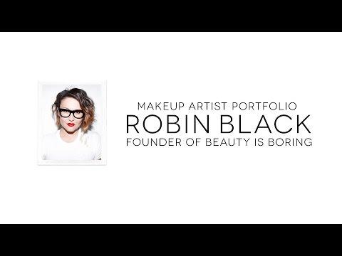 Robin Black // Makeup Artist Portfolio