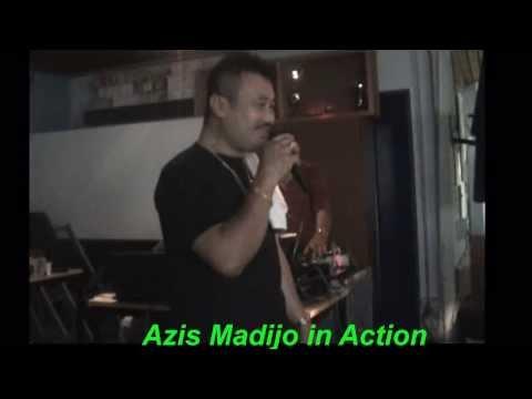 Azis Madijo In Action met Padan mbulan