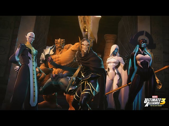 MARVEL ULTIMATE ALLIANCE 3: The Black Order | E3 2019 Trailer