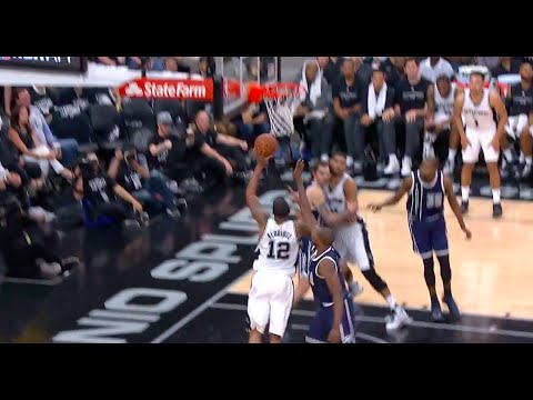 LaMarcus Aldridge - Postup Powerhouse