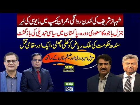 Shehbaz Sharif Allowed To Travel To London | PMLN NRO | PTI Ministers Angry | Bahria Town Land Grab