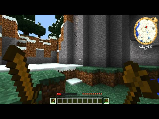 MINECRAFT: Mod do Feromonas - (1º) Episódio Travel Video