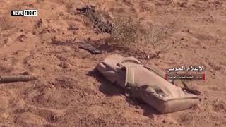 Сирийская армия уничтожает боевиков ИГИЛ на юге Дейр-єз-Зоре18+