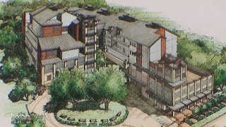 FIRST LOOK: New apartment complex to house the homeless in east Austin