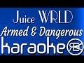 Listen Juice Wrld Armed And Dangerous Instrumental Mp3