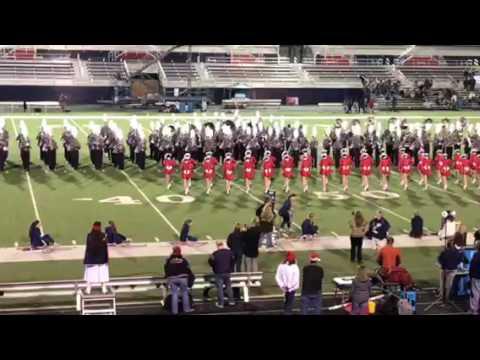 West Monroe High School Band Halftime Show 12-2-2016
