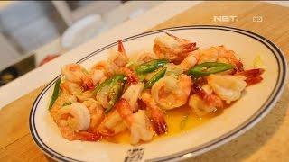 Udang Goreng Mentega - eKitchen with Chef Norman