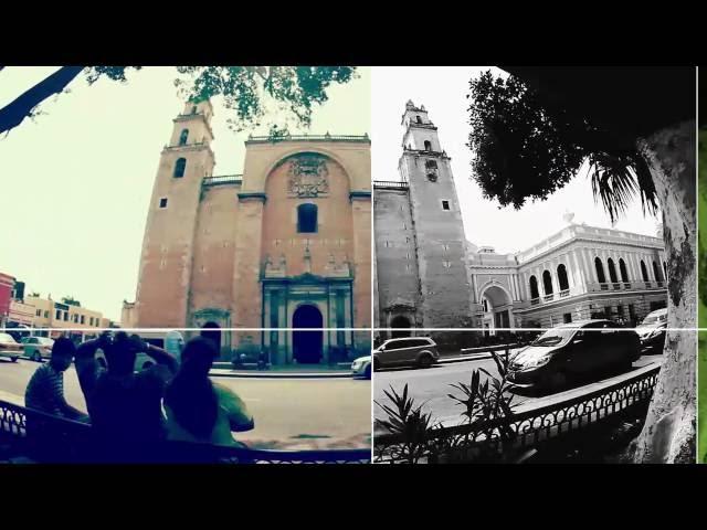 7 Tesoros del Patrimonio Cultural de Mérida (Mexico)