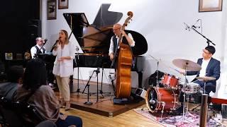 'Round Midnight Live Trio concert Dubai with Natalia Mirza, voc