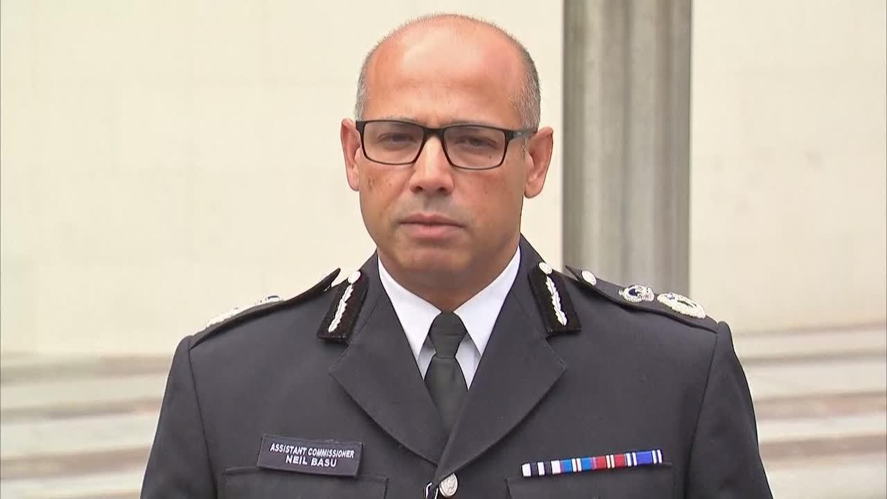 فرانس 24:London police on Parliament crash: