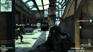 Call of Duty Modern Warfare 3 Multiplayer Gameplay PC [Deutsch/German] #005