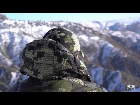 GLASSING IN TURKEY KUIU SUPERDOWN PRO HOODED JACKET