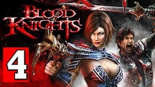 Blood Knights Gameplay Walkthrough Part 4 - Lets Play Playthrough [HD] XBOX 360 XBLA