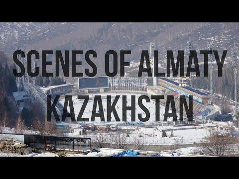 Scenes of Almaty, Kazakhstan - Property Pinpoint Special