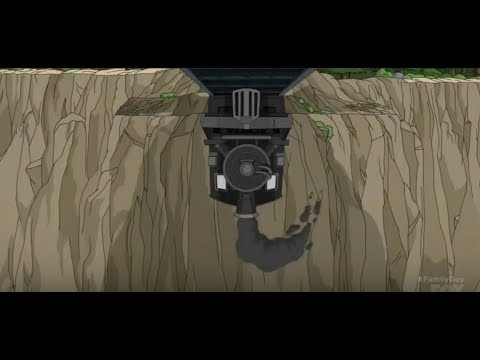 upside down guy train
