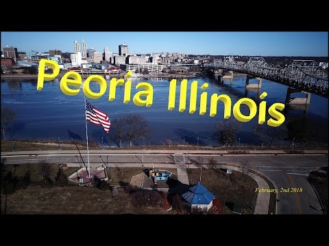 Peoria Illinois Feb 2nd 2018
