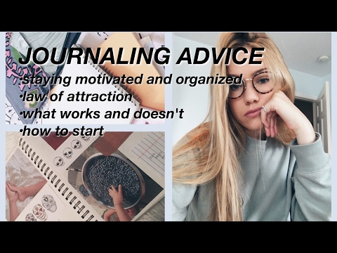 HOW & WHY I JOURNAL