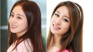 Top 10 Artis Korea Yang Punya Wajah Mirip Banget!!