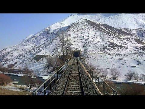 doğu ekspresi'nden yol manzaraları / views from the train 'east express (turkey)'