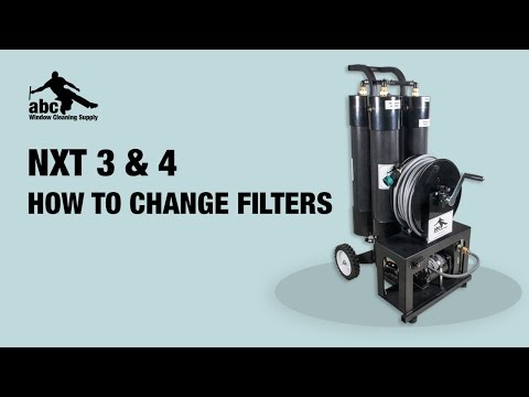 NXT 3&4 How To Replace Your Filters