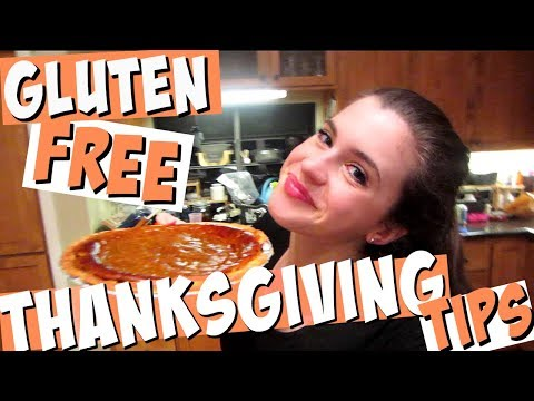 How to be GLUTEN & DAIRY FREE on Thanksgiving