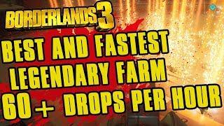 Borderlands 3 Best And Fastest Way To Farm Legendaries
