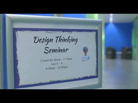 ESADE - Design Thinking Programme for junior high school students