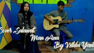 Man Ana Cover By Dandi Official ( Wilda Yanti )